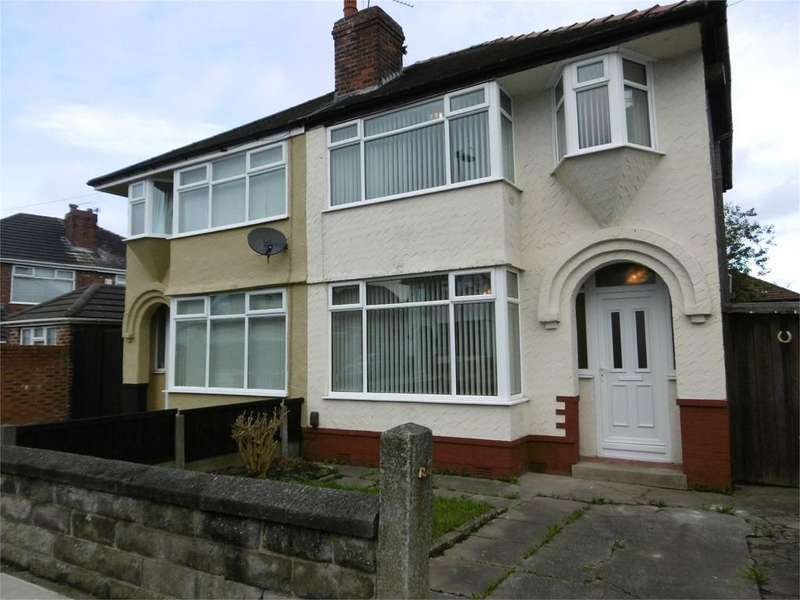 3 Bedrooms House Share for rent in Ashbourne Crescent, Liverpool, Merseyside, L36
