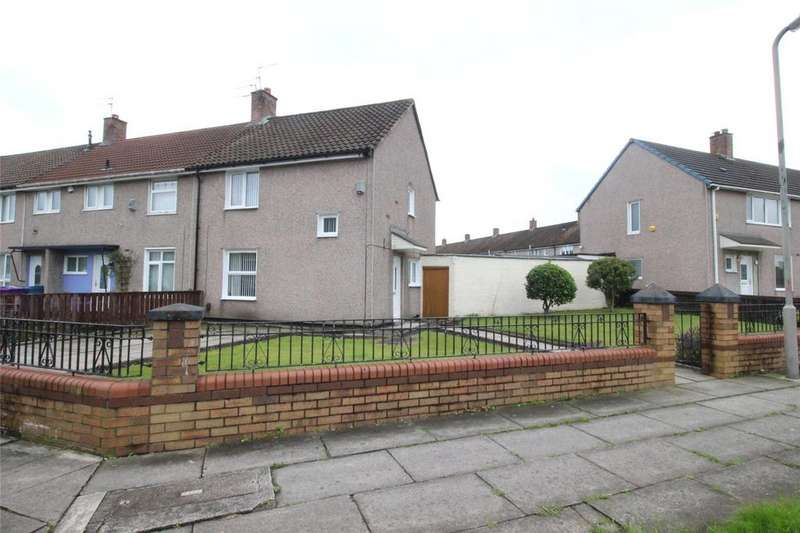 2 Bedrooms End Of Terrace House for sale in Malpas Road, Liverpool, Merseyside, L11