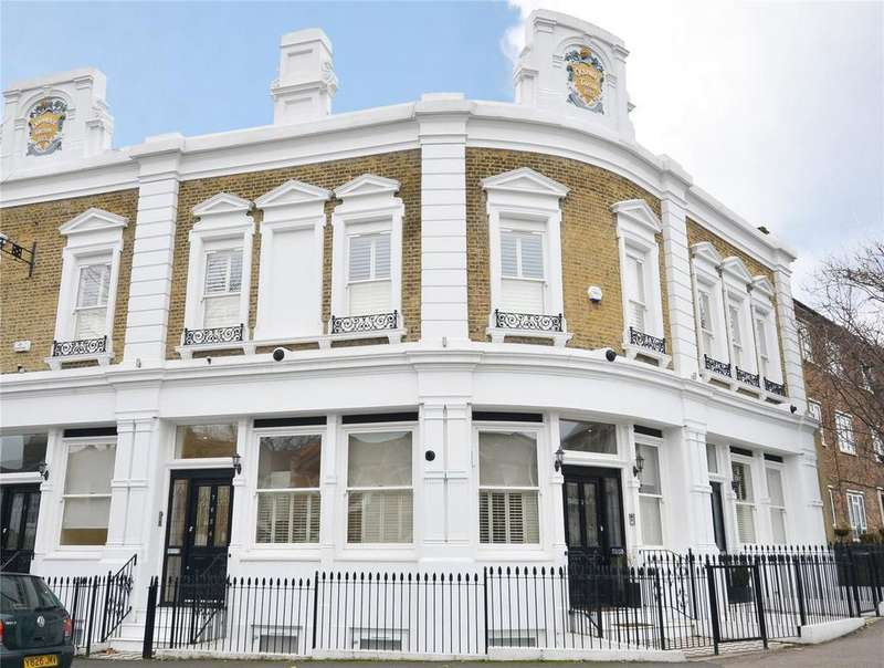 1 Bedroom Flat for sale in Oglander Road, Peckham Rye, London, SE15