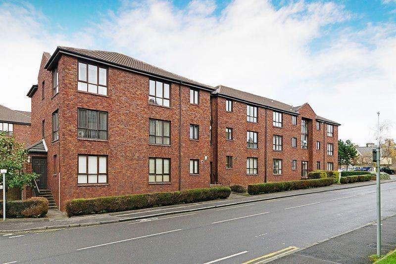 2 Bedrooms Flat for sale in 33 Rutherford Court, Kirkcaldy, KY1 2BP