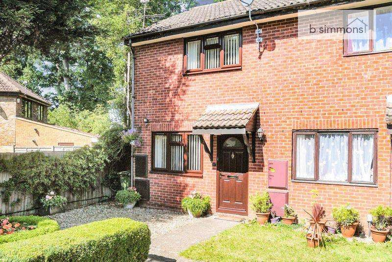 2 Bedrooms End Of Terrace House for sale in Kimberley Close, Slough