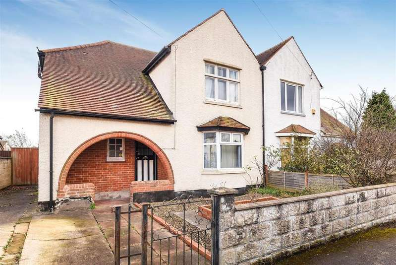 3 Bedrooms Semi Detached House for sale in Binswood Avenue, Headington, Oxford