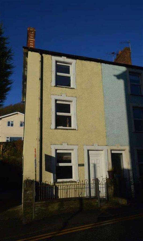 3 Bedrooms End Of Terrace House for sale in Isfryn, Talybont, Ceredigion, SY24