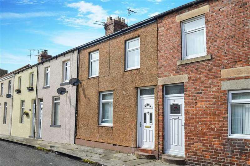 3 Bedrooms Terraced House for sale in Scott Street, Northumberland