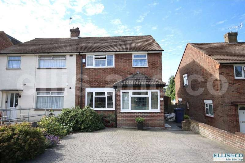4 Bedrooms Semi Detached House for sale in Ramillies Road, Mill Hill, London, NW7