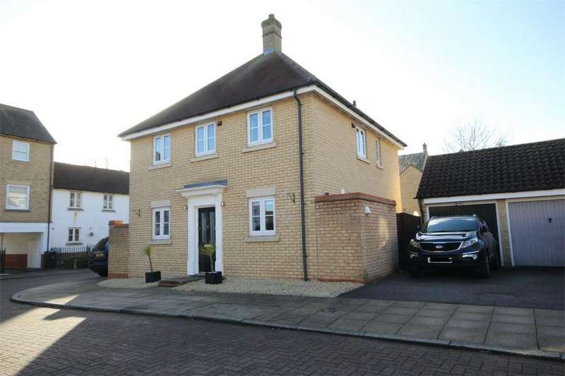 3 Bedrooms Detached House for sale in Cohen Close, Black Notley, BRAINTREE, Essex
