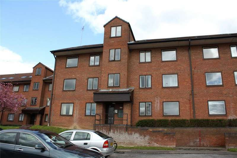 2 Bedrooms Apartment Flat for sale in Tippett Rise, Reading, Berkshire, RG2
