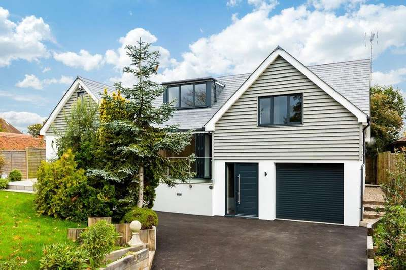4 Bedrooms Detached House for sale in Lower High Street, Wadhurst TN5