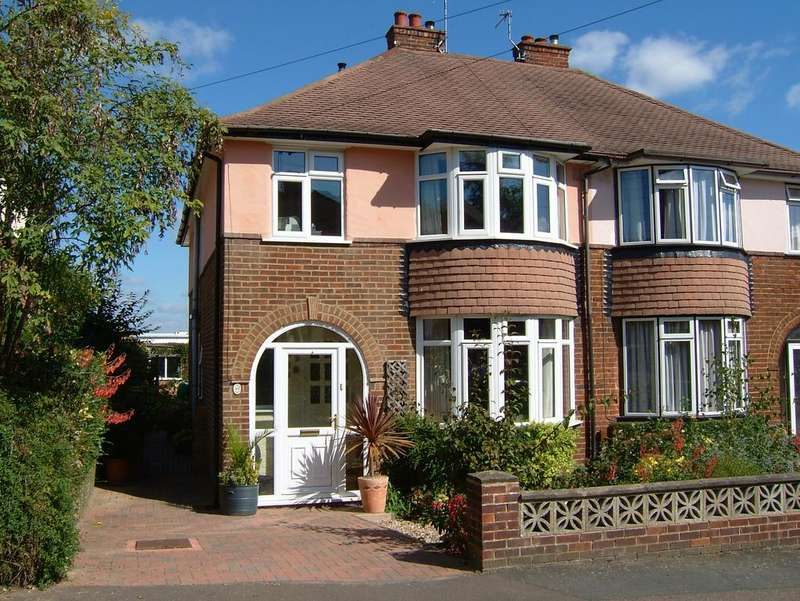 4 Bedrooms Semi Detached House for sale in Welbeck Avenue, Tunbridge Wells TN4