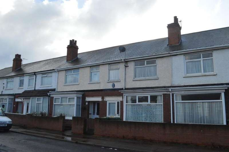 3 Bedrooms Terraced House for sale in Gilbey Road, Grimsby, North East Lincolnshire, DN31