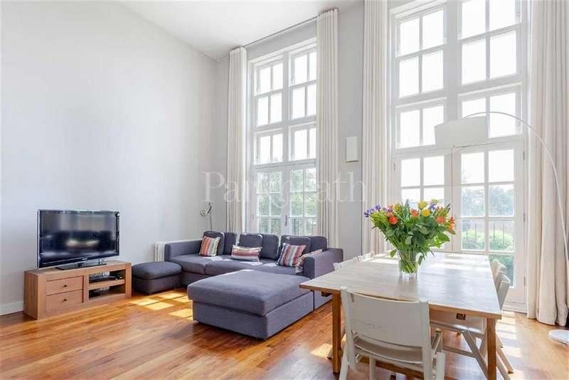 3 Bedrooms Flat for sale in Linstead Street, West Hampstead, London