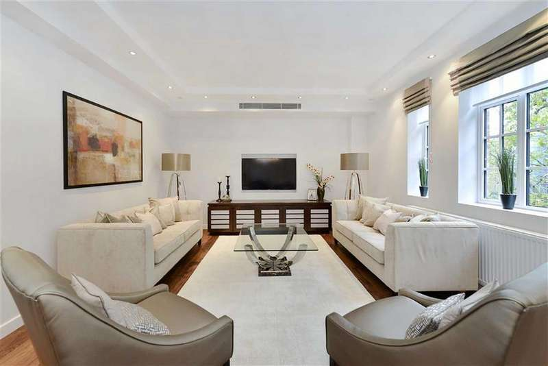 3 Bedrooms Flat for sale in Knightsbridge Court, Knightsbridge, Knightsbridge, London, SW1X