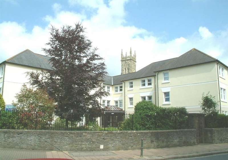 2 Bedrooms Flat for sale in Litchdon Street, Barnstaple