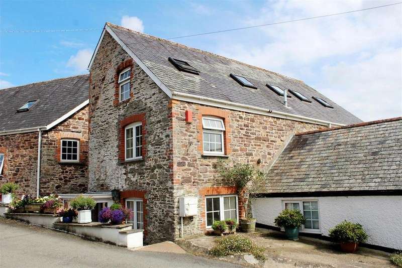 4 Bedrooms Terraced House for sale in Bradiford, Barnstaple