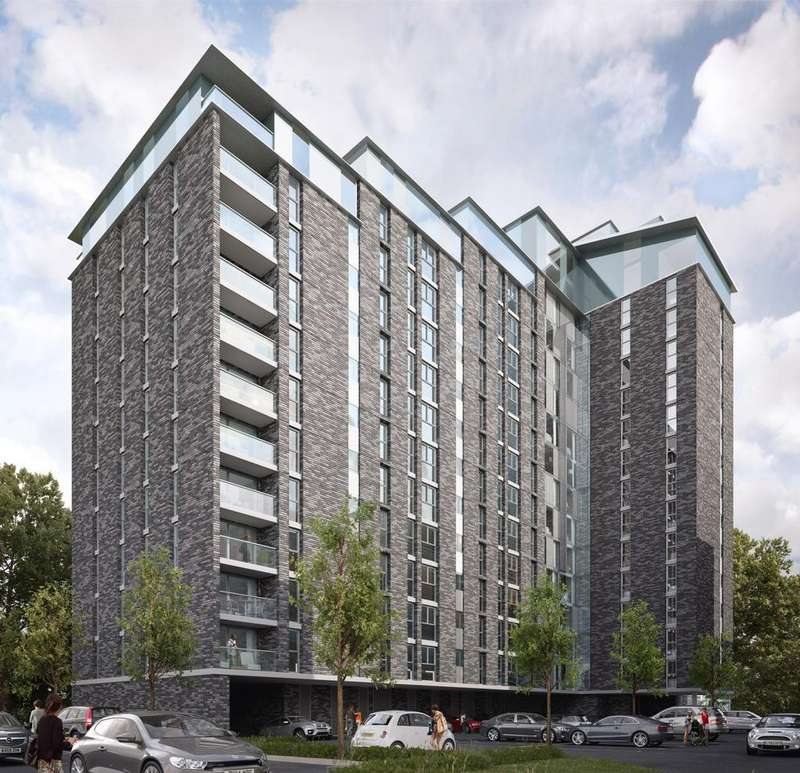 2 Bedrooms Apartment Flat for sale in Trafford Plaza, Seymour Grove, Old Trafford, Manchester