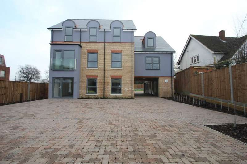 2 Bedrooms Apartment Flat for sale in Flat 6, Second Floor, Willow Court, 1 Woodlands Road, Hockley