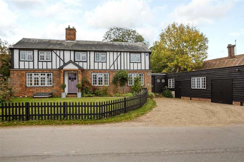 4 Bedrooms Unique Property for sale in Cromer, Hertfordshire, SG2