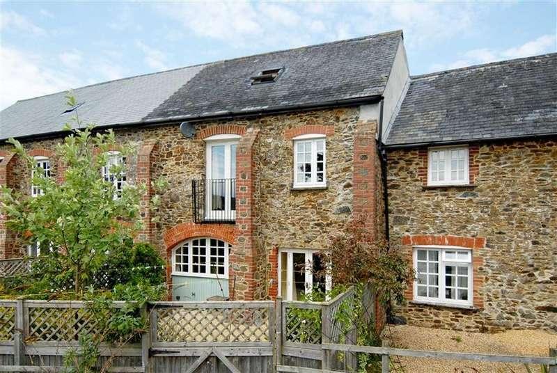 3 Bedrooms Semi Detached House for rent in Rydon Farm, Trusham, Newton Abbot, Devon, TQ13