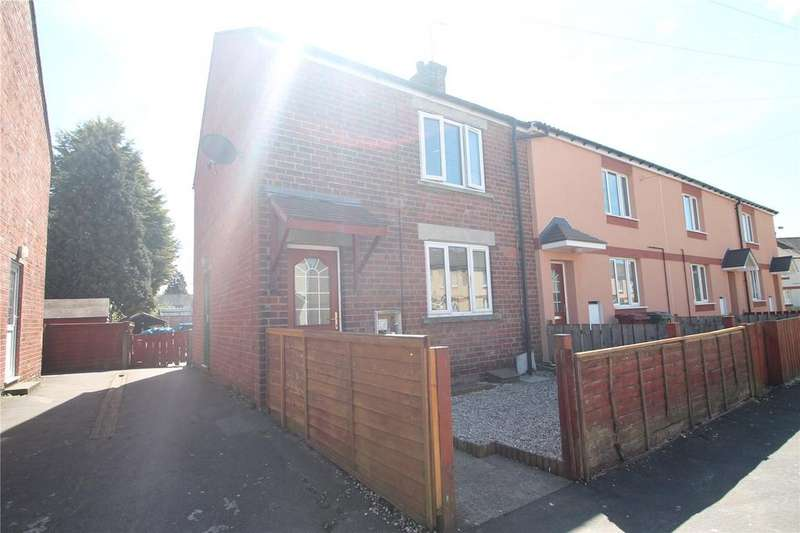 3 Bedrooms Semi Detached House for sale in Hawthorn Avenue, Brigg, DN20