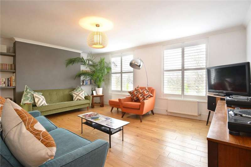 2 Bedrooms Maisonette Flat for sale in Peckham Rye, Peckham Rye, London, SE15
