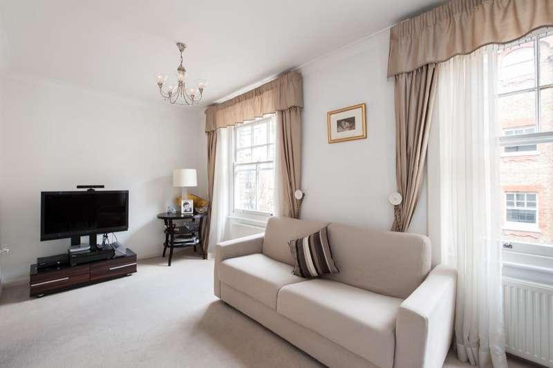 2 Bedrooms Apartment Flat for sale in Gosfield Street, Marylebone, W1W
