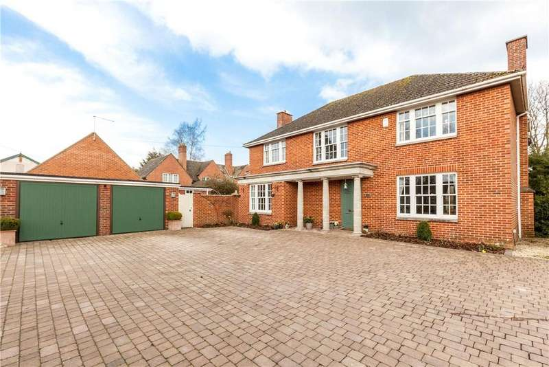 5 Bedrooms Detached House for rent in Witney Road, Kingston Bagpuize, Abingdon, OX13