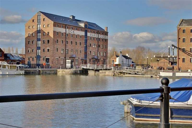 1 Bedroom Apartment Flat for sale in Lock Warehouse, Gloucester