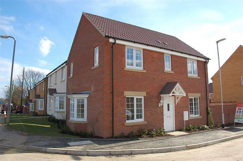 3 Bedrooms Detached House for sale in The Sidings, Cranwell Village, Sleaford, Lincolnshire, NG34