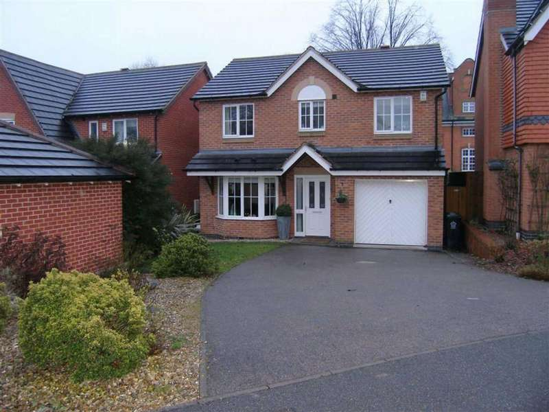 4 Bedrooms Detached House for sale in Tatton Close, Heathley Park