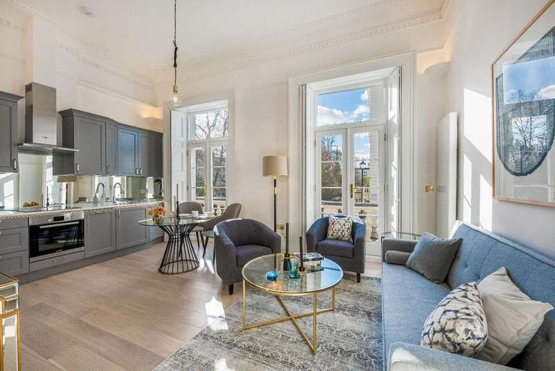 1 Bedroom Apartment Flat for sale in WARWICK SQUARE, SW1V