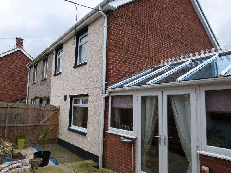 3 Bedrooms Semi Detached House for sale in Bolam Drive, Ashington, Three Bedroom Semi-Detached House