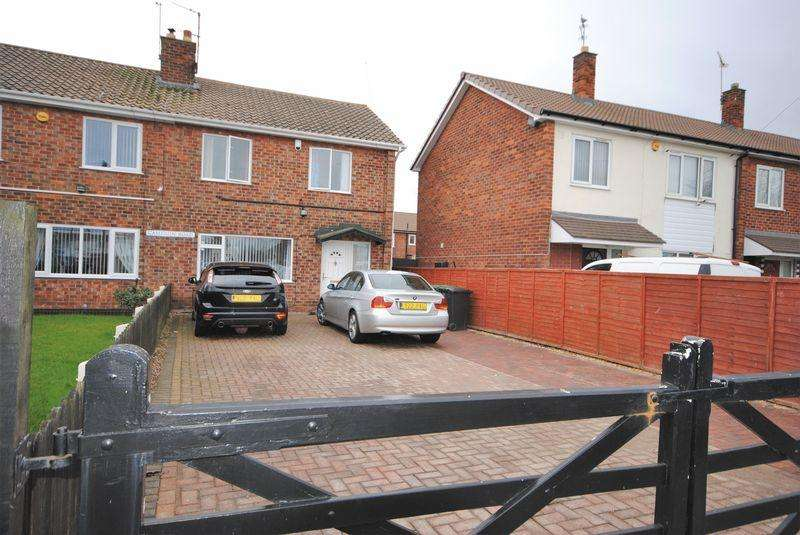 3 Bedrooms Semi Detached House for sale in Cameron Road, Leasowe
