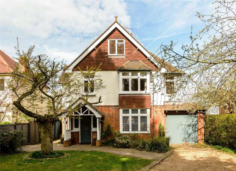 4 Bedrooms Unique Property for sale in Warwick Road, Bishop's Stortford, Hertfordshire, CM23