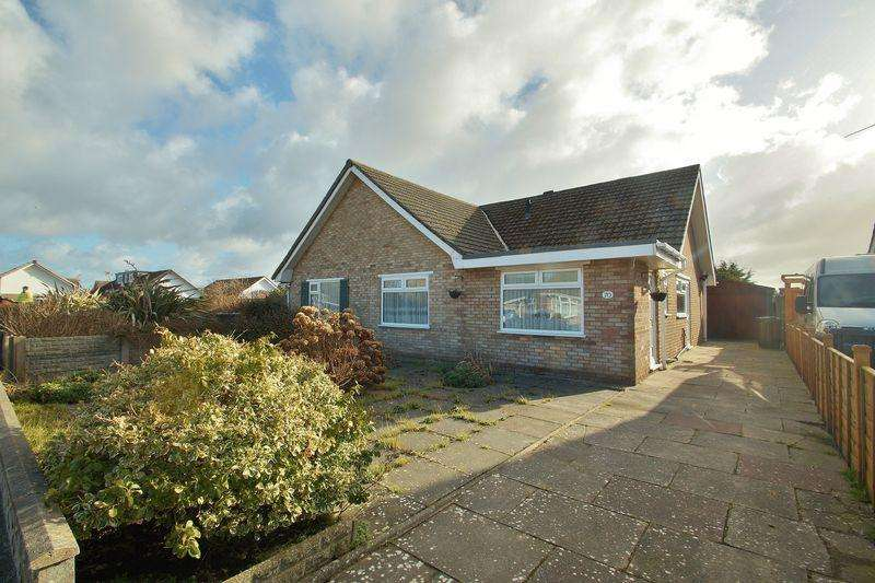 2 Bedrooms Semi Detached Bungalow for sale in Garstang Road, Marshside