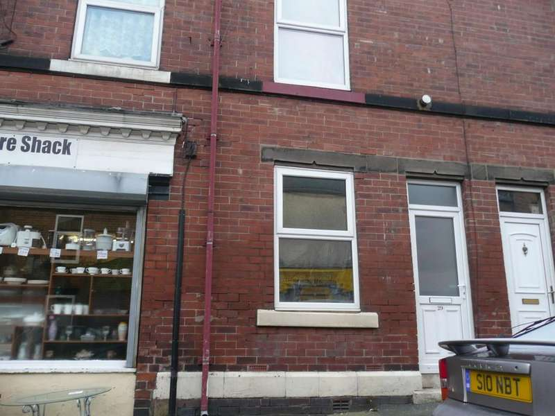 3 Bedrooms Terraced House for rent in Fife Street , Sheffield