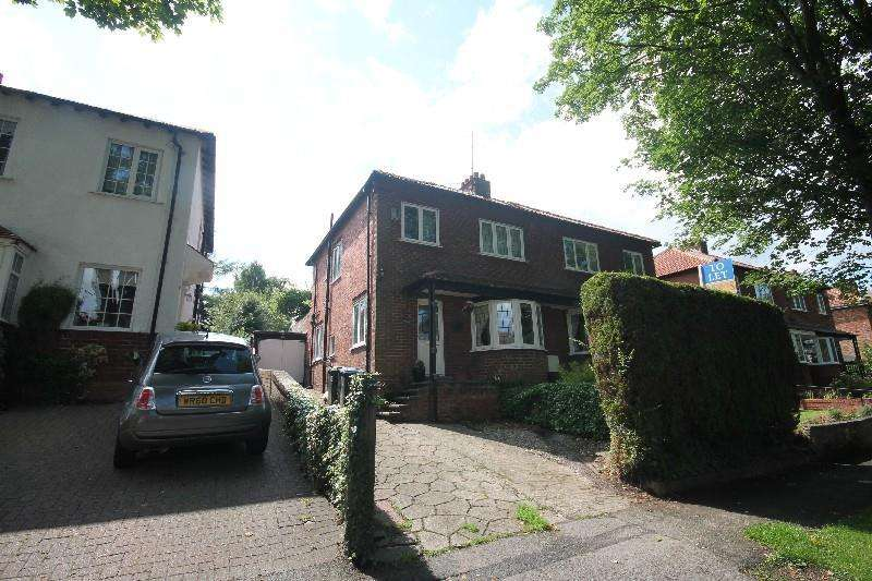 3 Bedrooms Semi Detached House for rent in The Avenue, Nunthorpe