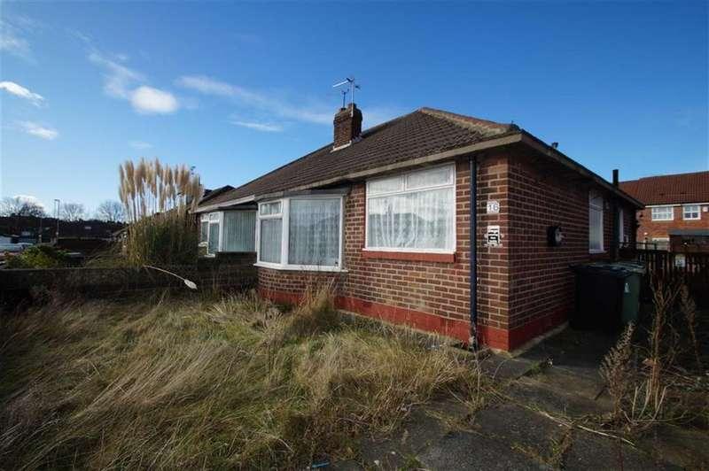 2 Bedrooms Semi Detached Bungalow for sale in Kennerleigh Walk, Leeds