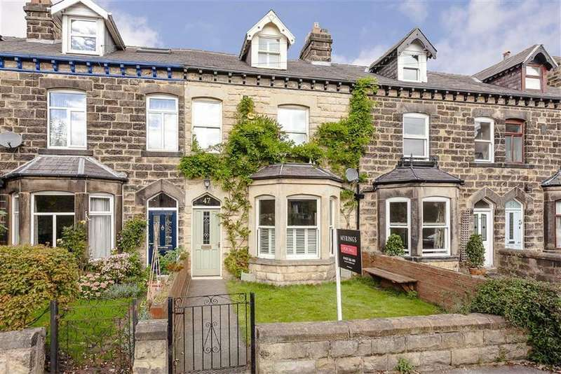 3 Bedrooms Town House for rent in Grove Road, Harrogate, North Yorkshire
