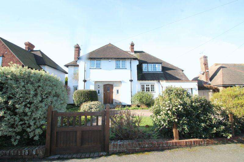 4 Bedrooms Detached House for sale in Folkestone West End