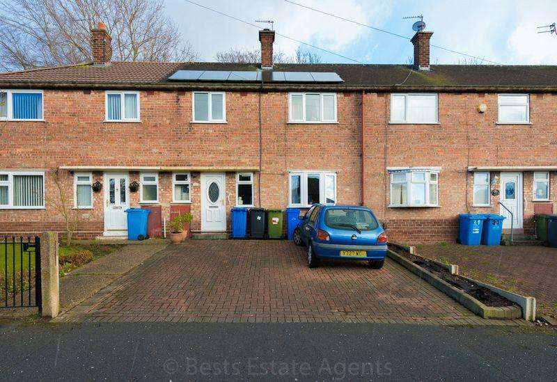 3 Bedrooms Terraced House for sale in Beaconsfield Road, Runcorn
