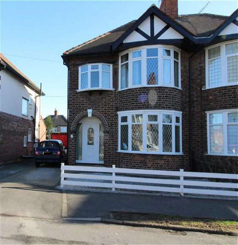 3 Bedrooms Semi Detached House for sale in Malham Avenue, Hull
