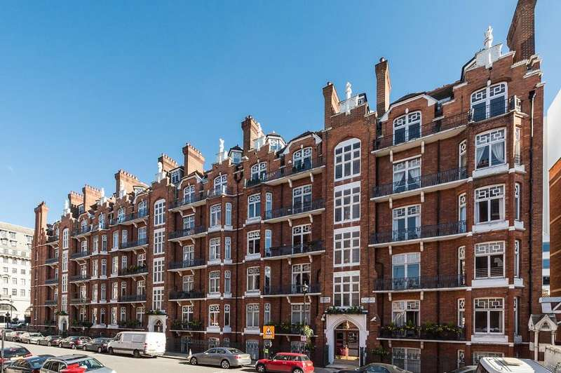 3 Bedrooms Apartment Flat for sale in Portman Mansions, Chiltern Steet W1U