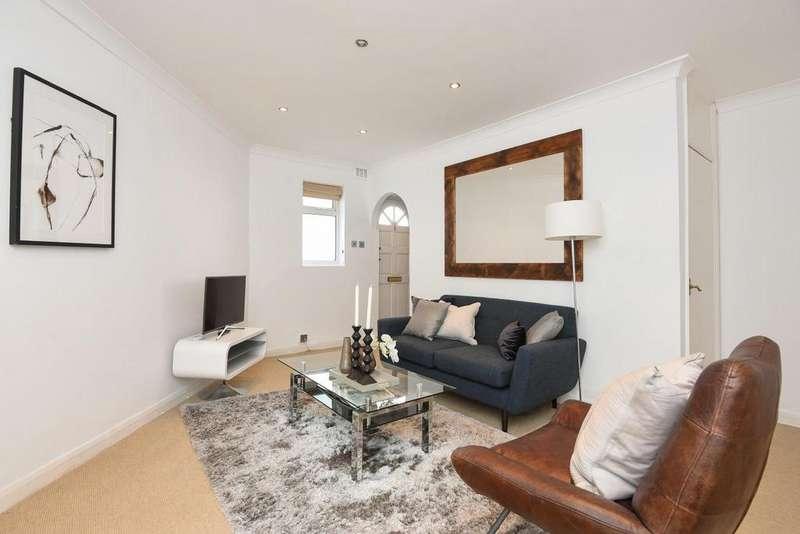 2 Bedrooms Terraced House for sale in Mountbatten Mews, Earlsfield