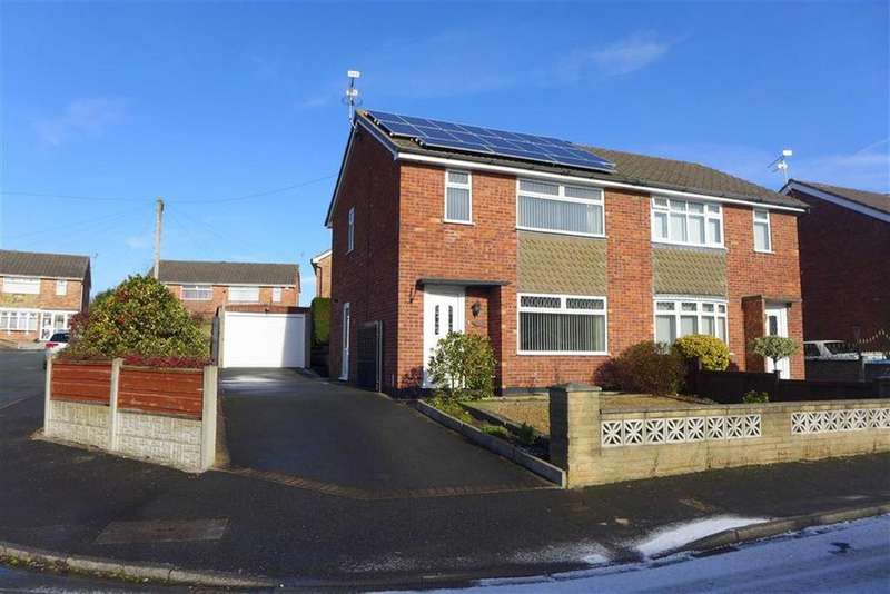 3 Bedrooms Semi Detached House for sale in Cavendish Road, Crewe