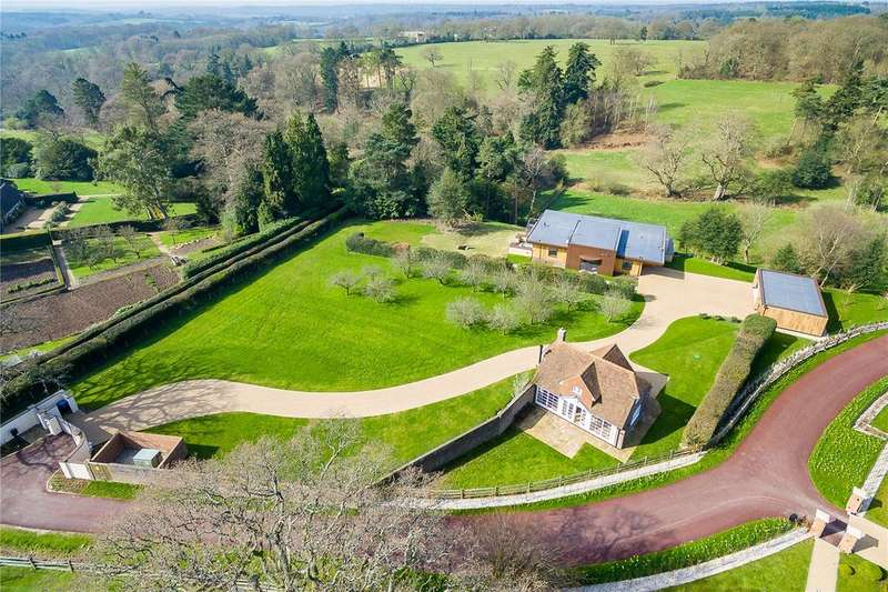 5 Bedrooms Detached House for sale in Ardingly Road, West Hoathly, East Grinstead, West Sussex