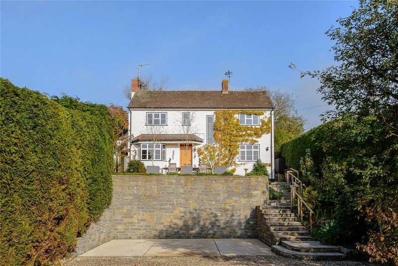 3 Bedrooms Detached House for sale in Eastbury, Hungerford, Berkshire