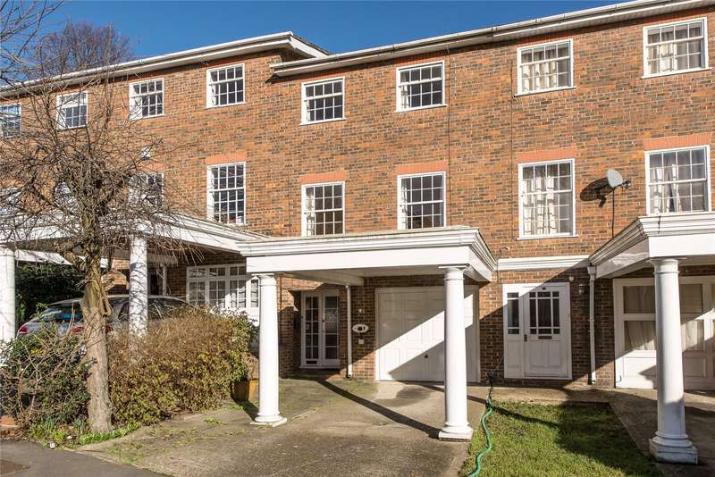 4 Bedrooms Terraced House for sale in Pine Grove, Wimbledon, London, SW19