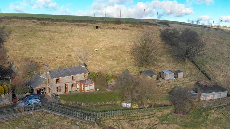 3 Bedrooms Detached House for sale in Higher Tunstead, Stacksteads, Rossendale