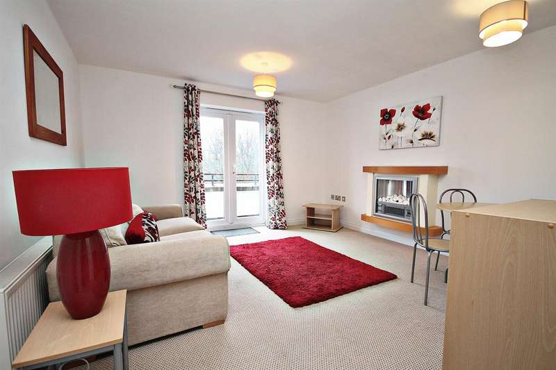 2 Bedrooms Apartment Flat for sale in Old Dryburn Way, Durham