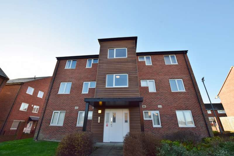 2 Bedrooms Apartment Flat for sale in Oaklands Fold LS8
